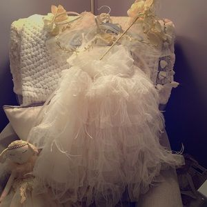PB Monique Lhuillier Fairy costume